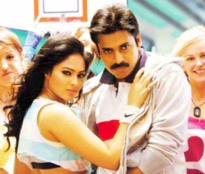 Nikesha Patel Pawan Kalyan