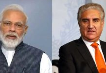 Pakistan denies Modi to use their air space