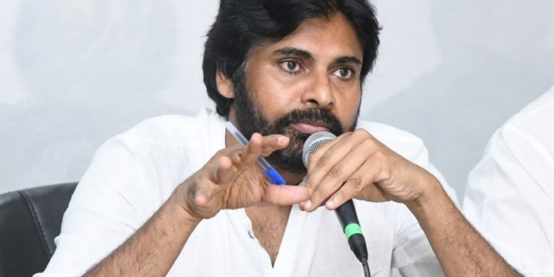 Pawan Kalyan goes emotional because of his fans