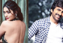 Payal Rajput and Ravi Teja to set the beach on Fire