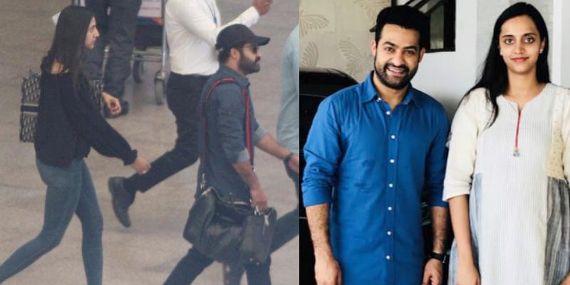 Pranathi gives a warm welcome to Jr NTR