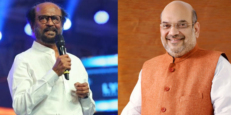 Rajinikanth opposes Amit Shah's One Nation One Language