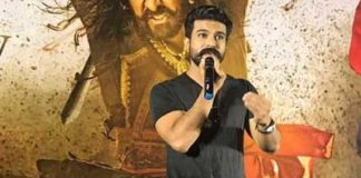 Ram Charan crosses a Milestone on Instagram