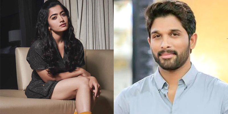 Rashmika Mandanna powerful role in Allu Arjun film