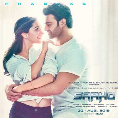 Saaho 6 Days AP/TS Box Office collections