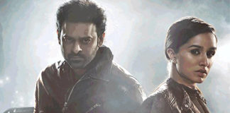 Saaho Collections in Hyderabad
