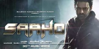 Saaho drops on its Day 5
