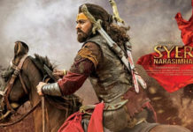 Sye Raa creates unique record in South India