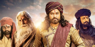Sye Raa overseas right fetch Rs 35 Cr