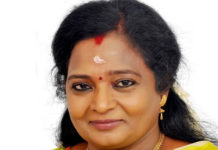 Tamilisai Soundararajan Sworn