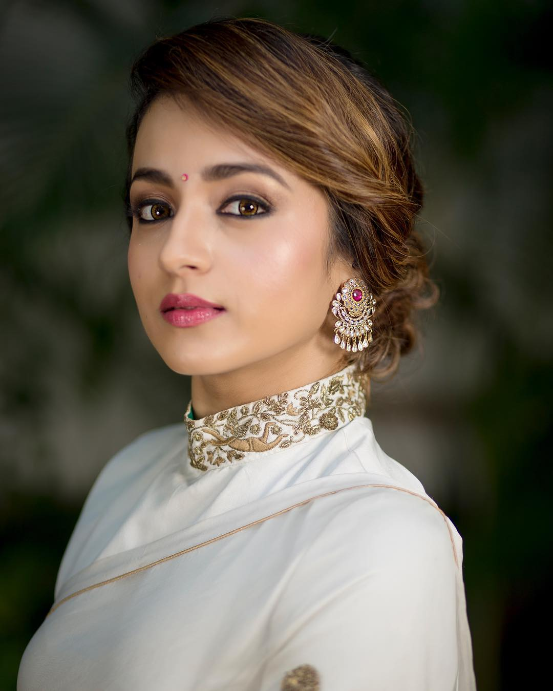Neither Tamannah nor Nayantara, it's Trisha Krishnan for Chiranjeevi