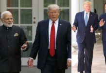 Trump to meet both the PM's of India and Pak