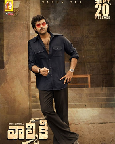 Trust Varun Tej! Valmiki Longer Run Time not a Problem