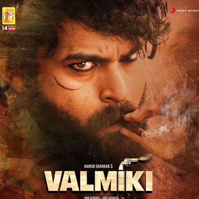 Valmiki Censor report and Run Time