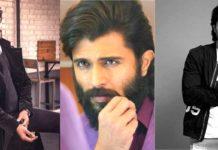 Vijay Deverakonda four avatars after defeat