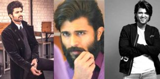 Vijay Deverakonda four avatars after defeat