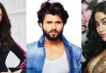 Vijay Deverakonda in awe of Alia Bhatt not Janhvi Kapoor