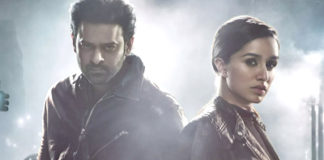 saaho 10days collections
