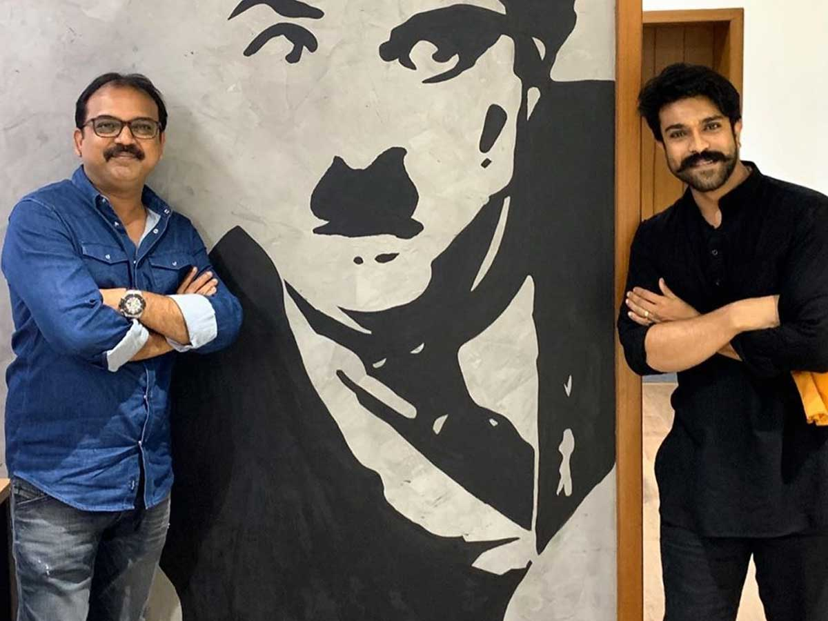 After Chiranjeevi, Koratala Siva to direct Ram Charan