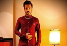 Akhil Akkineni dine with Special Guests