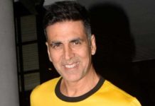 Akshay Kumar love & Kisses for Balakrishna Wife