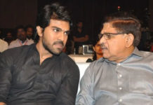 Allu Aravind reveals, why he is jealous of Ram Charan