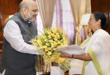 Amit Shah attacks Mamata's government over NRC