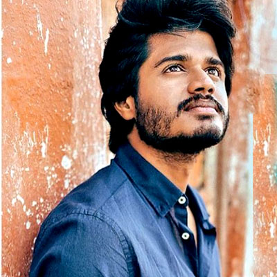 Deverakonda brother locked short film director
