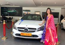 Anchor Manjusha buys Mercedes Benz