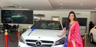 Anchor Manjusha buys Mercedes Benz