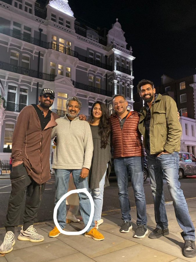 Ghost Captured? Can't be Anushka Shetty