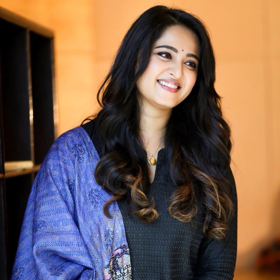 Anushka Shetty doing just the opposite