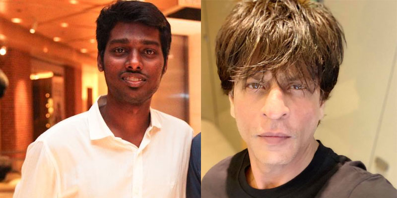 Atlee's Bollywood debut with Shah Rukh Khan