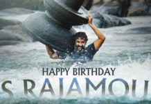 Baahubalian Birthday Greetings to SS Rajamouli