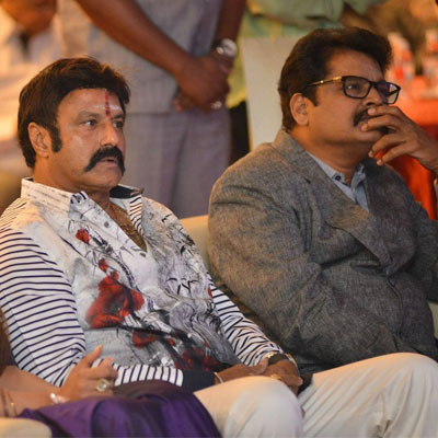 Now, A Unbelievable Update about Balakrishna film