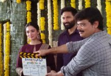 Boyapati Srinu first Clap for Gopichand