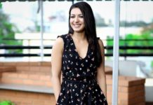 Paramount role for Catherine Tresa