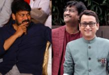 Chiranjeevi to dance to the music of Ajay and Atul?