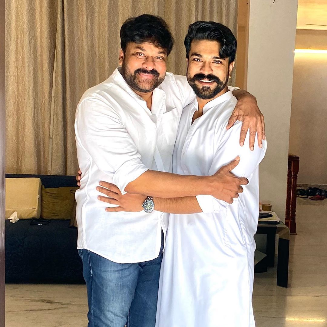 Chiranjeevi to share screen space with Ram Charan in multi-starrer