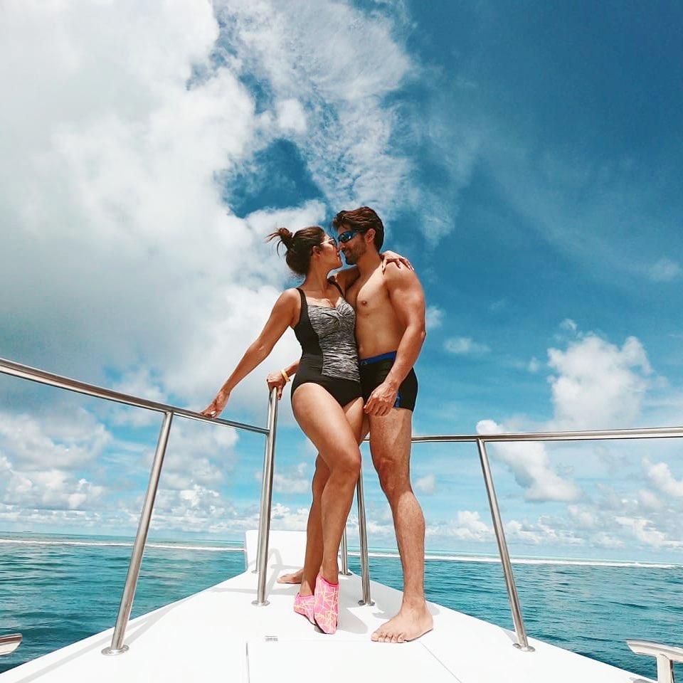 The Breathtaking Sight of Debina Bikini