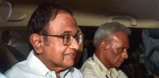 ED arrests P Chidambaram