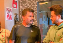 Good luck for Anil Kapoor in Indian 2