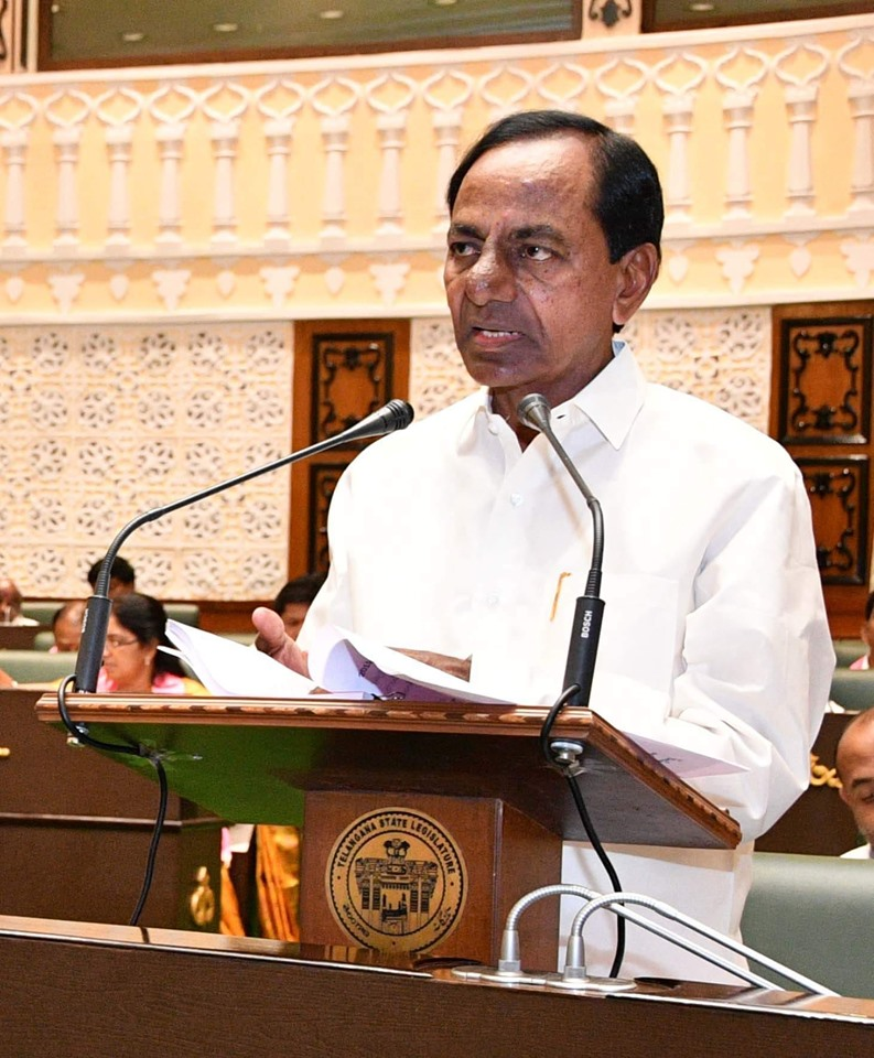 KCR: Spend at least of three days at their constituencies
