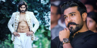 Kartikeya follows Ram Charan