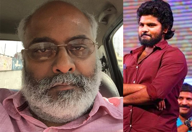 Keeravani son making acting debut with Mathu Vadalara