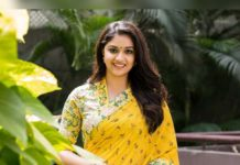 Keerthy Suresh turns Shooter