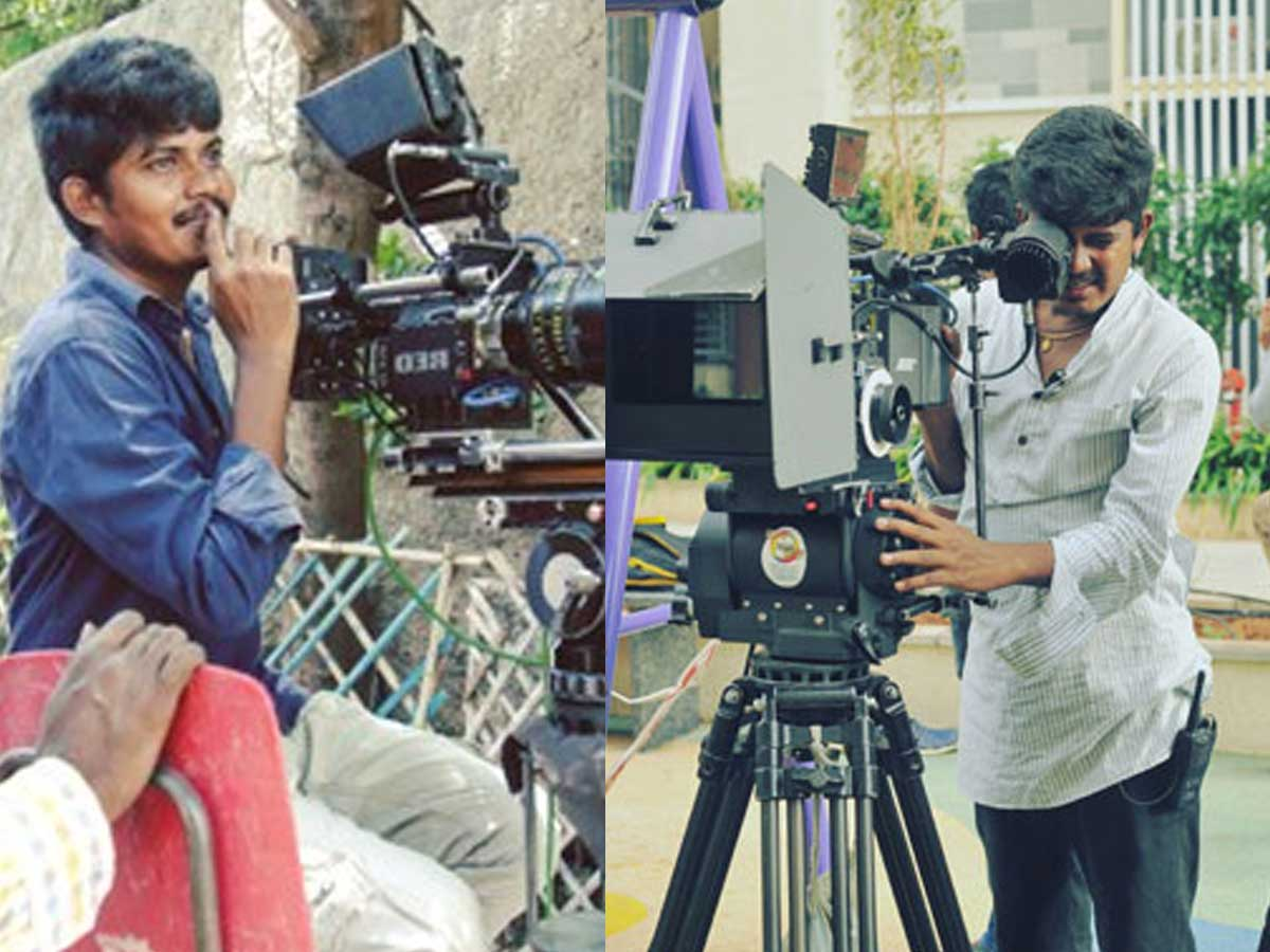 Mahanati Assistant Cameraman got opportunity as DOP for Jaathi Ratnalu