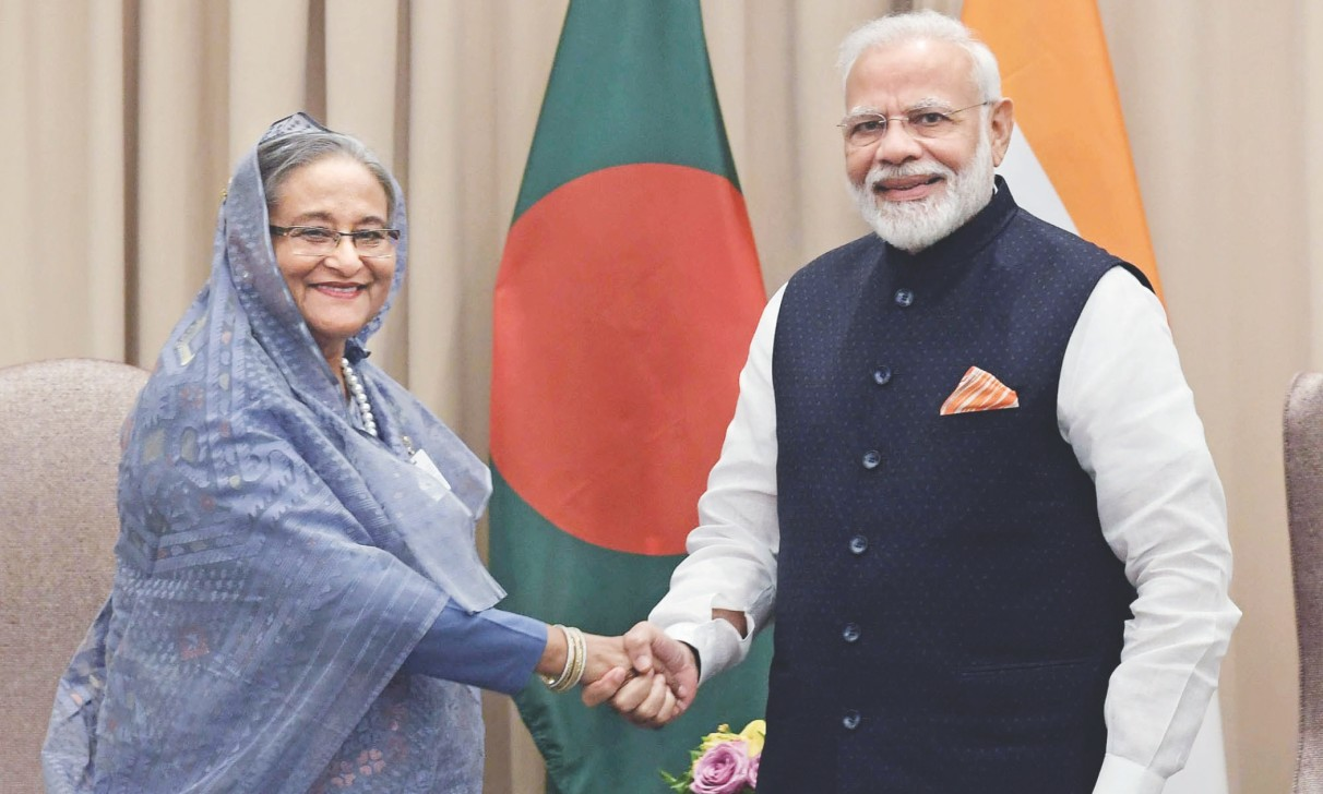 NRC issue: Bangladesh PM Hasina Sheikh to meet Narendra Modi