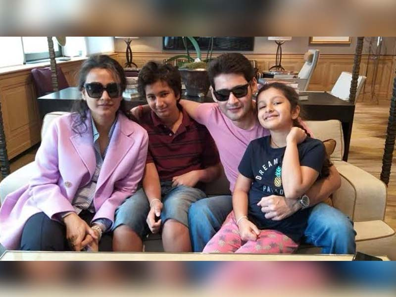 Namrata: Gautham & Sitara are natural born actors