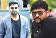 Parasuram to narrate story to Prabhas?